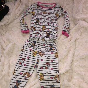 Paw Patrol pajama set